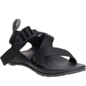 NWT Chaco Z/1 Sandals for Kids Black Chacos